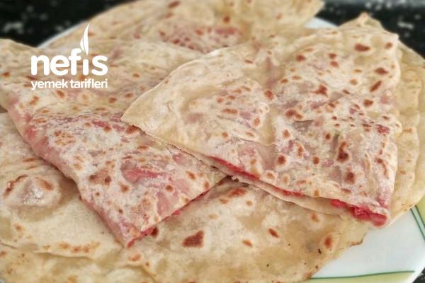 Pizza Gözleme Tarifi