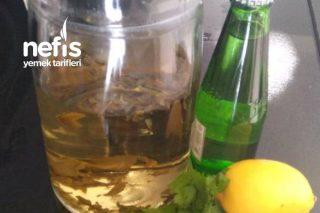 Ramazan Sonrası Kilolara Veda Detoks Çayı (Yeşil Çay Ödem Attırıcı Çay) Tarifi