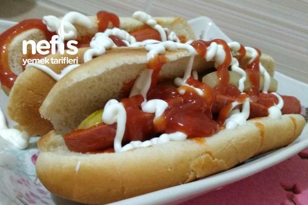 Sosisli Sandwich (Hot-dog) Tarifi