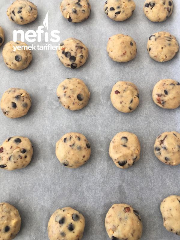 Çatlak Cookies (Hanımeller)