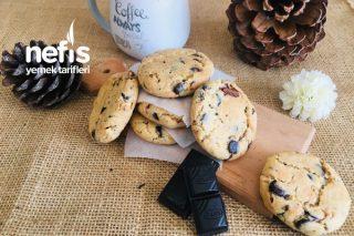 Çatlak Cookies (Hanımeller) Tarifi