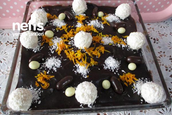 Çikolatalı Cocostar Tatlı Tarifi