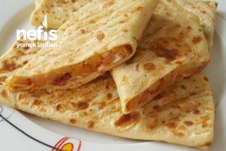 Krep Burrito (Harika Lezzet) Tarifi