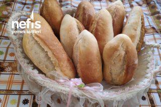 Minik Çıtır Çıtır Ekmekcikler Tarifi