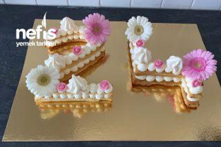 Number Cake Tarifi