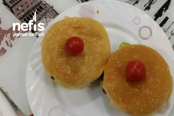 Orijinal Hamburger Tarifi