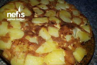 Patatesli Omlet Tarifi