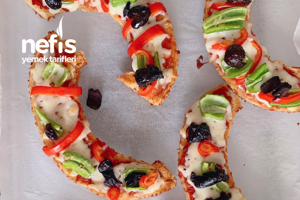 Simit Pizza Tarifi