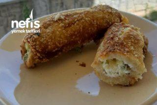 Tost Ekmeğinden Enfes Börek (Favoriniz Olacak) Tarifi