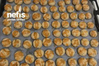 Çörek Otlu Kıyır Kıyır Kurabiye Tarifi