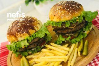 Dubble Burger Tarifi
