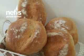 Ekmek (Dışı Çıtır İçi Yumuşak) Tarifi