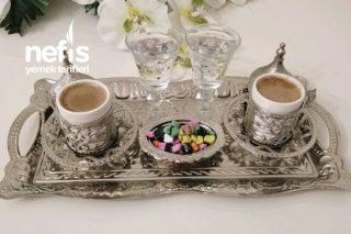 Eşimle Bol Köpüklü Osmanlı Kahve Keyfim Tarifi