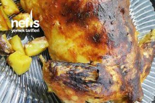 Fırında Tavuk Dolması Tarifi