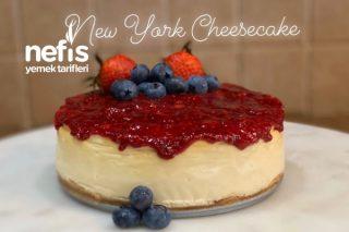 New York Cheesecake (Videolu) Tarifi