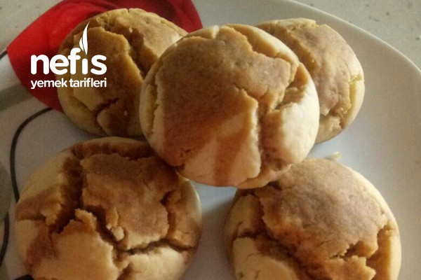Pekmezli Kurabiye (Favoriniz Olacak Ne Pasta Ne Kurabiye Kıyır Kıyır Bir Lezzet) Tarifi