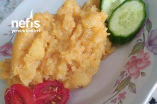 Pratik Az Malzemeli Kurtarıcı Patates Yemeği Tarifi
