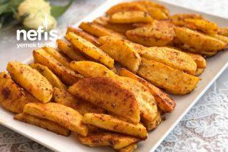 Baharatlı Fırında Patates Tarifi