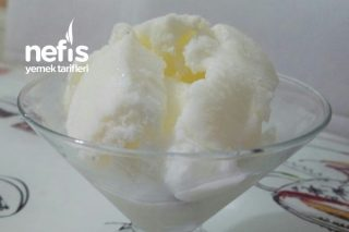 Ev Yapımı Harika Vanilyalı Dondurma Tarifi