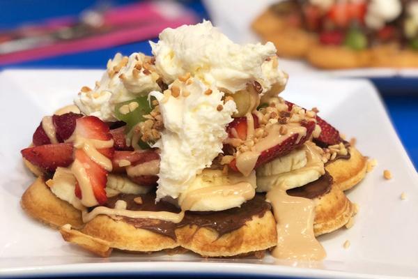 grannys waffles