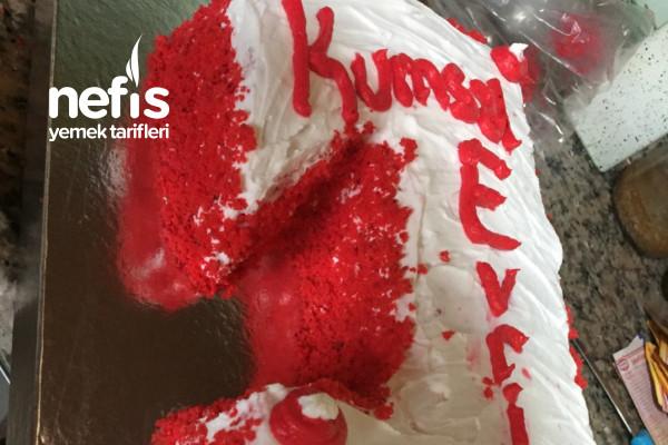 Kızçeme 1 Yaş Pastam Tarifi