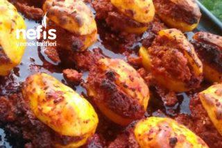 Midye Şekilli Köfte- Patates Tarifi