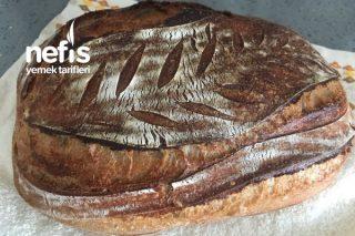 Peyniraltı Suyuyla Ekşi Maya Ekmeği Tarifi