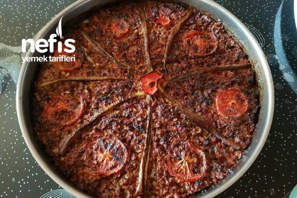 Pratik Ana Yemek Arap Tavası Tarifi
