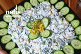 Serinleten Semizotu Salatası Tarifi