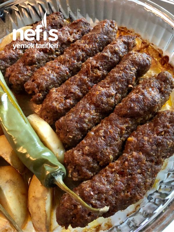 Simit Kebabı (Gaziantep Yöresel)