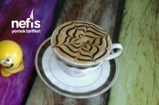 Sütlü Ve Süslü Kahve Tarifi