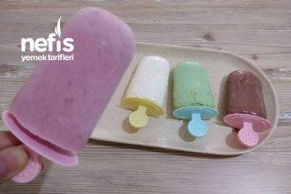 3 Ana Malzeme İle 4 Farklı Dondurma Tarifi (Videolu)