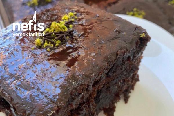Çikolatalı Islak Kek (Sırılsıklam Çikolatalı) Tarifi