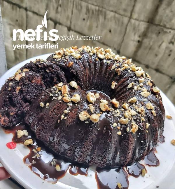 Çikolatalı Kek (Pastane Keki)