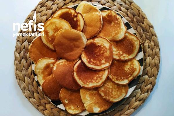 Çok Sevdiğim Pancake Tarifi