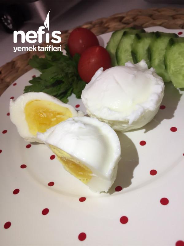 Fincanda Haşlanmış Yumurta