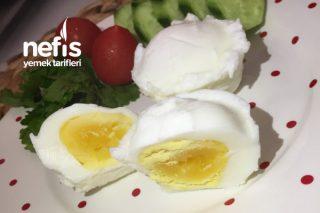 Fincanda Haşlanmış Yumurta Tarifi