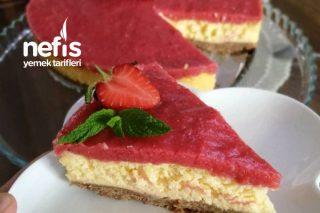 Çilekli Cheese Cake Tarifi