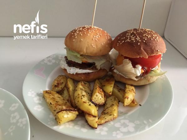 Efsane Hamburger Menü