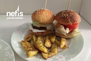 Efsane Hamburger Menü Tarifi