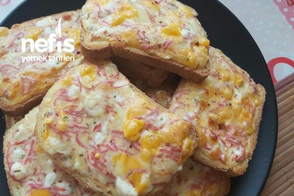 Kahvaltılık Leziz Ekmekler Tarifi