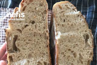 Karakılçıklı Ekşi Maya Ekmeği Tarifi