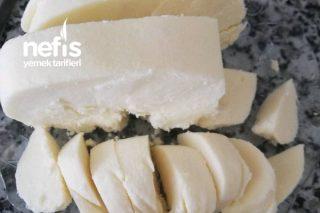 Kesilen Sütle Enfes Peynir Tarifi