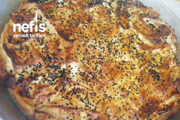 Patatesli Kaşarlı Kahvaltı Böreği Tarifi