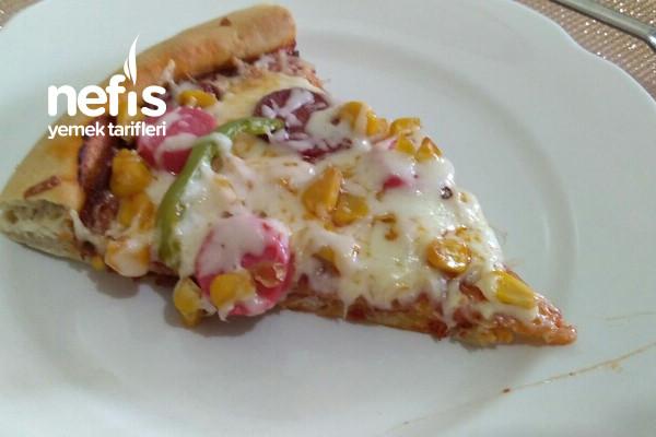 Pizza Tarifi En Kolay Tarif