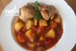 Sebzeli Tavuk (Tencerede) Tarifi