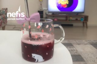 Berry Hibiscus Tarifi