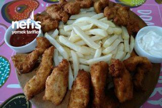 Çıtır Tavuk (Kfc Menü) Tarifi
