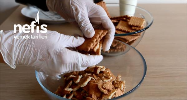 Çocukluğumuzun Lezzeti, Sıcak Günlerin Vazgeçilmezi – Mozaik Pasta (Videolu)