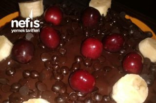 Damla Çikolatalı Kolay Pasta Tarifi